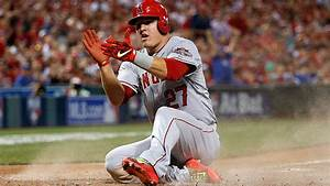 Mike Trout becomes first back-to-back All-Star Game MVP ...