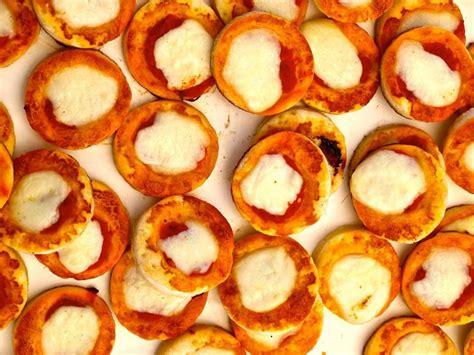 recette cuisine italienne recette pizzette calabraises petites pizzas italiennes