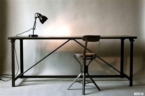 bureau plateau table bureau industriel