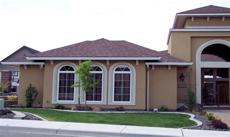 exterior paint ideas for stucco homes exterior house