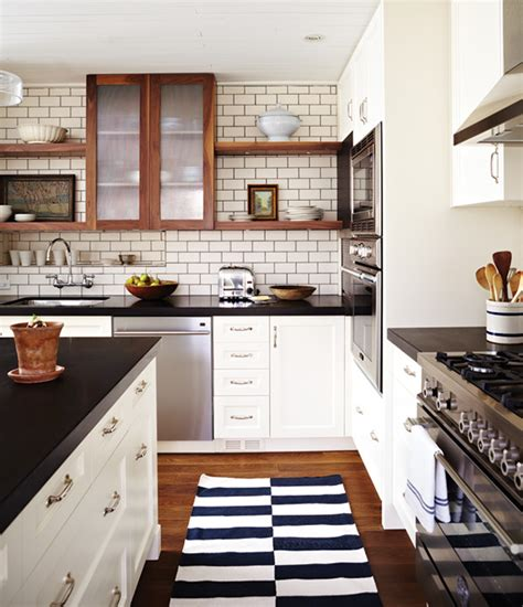 open shelf kitchen design 30 kitchens that to bare all with open shelves 3749