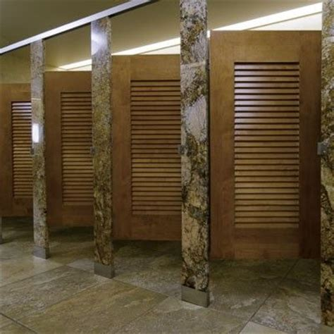 ironwood manufacturing louvered door toilet partition