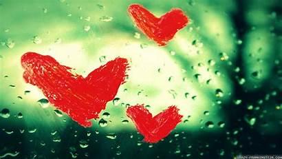 Rain Romantic Again Wallpapers Frankenstein Crazy Hearts