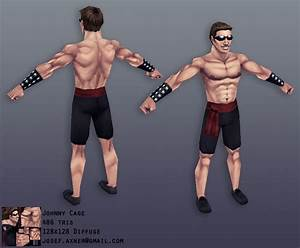 MK1 Johnny Cage by Jiggeh on DeviantArt