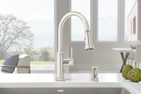 Blanco Kitchen Faucets by Empressa Kitchen Faucets German Tradition Blanco