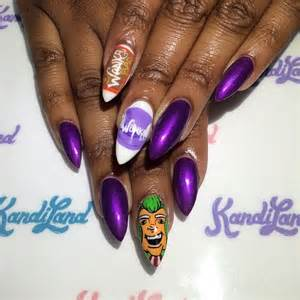 willy wonka themed party ideas food  nail art