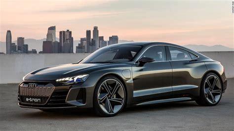audi reveals the e gt its new all electric sports car cnn
