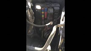G35 Fuse Box Location