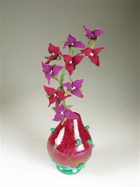 flower bouquet crochet pattern  diy