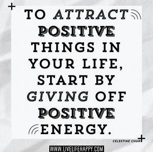 29 best images about Positive energy quotes on Pinterest ...