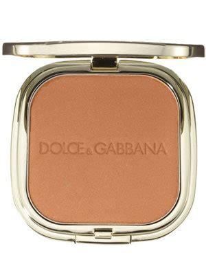 dolce gabbana  bronzer  desert review allure