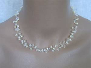 bijoux mariage pas cher With collier perles fantaisie pour mariage