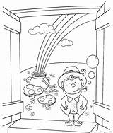 Coloring St Pages Patricks Printable Patrick Leprechaun Funny Activities Sheets Saint Printables Colouring Games Patty Splendid Preschool Pattys Tornado Leprechauns sketch template