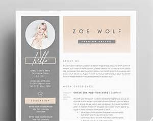modern resume indesign template the original etsy shop for modern resume by theresumeboutique
