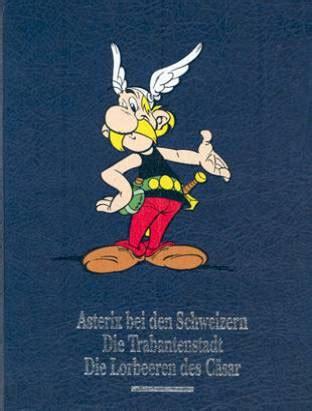 asterix die gesamtausgabe asterix bei den schweizern