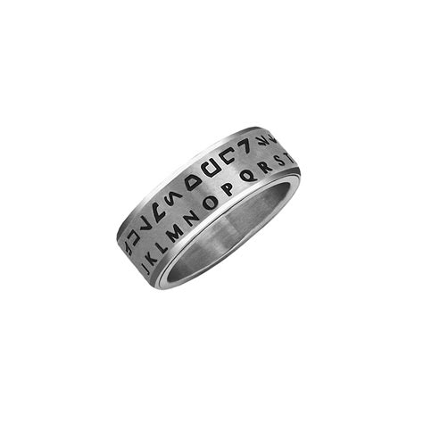 Star Wars Huttese Translator Ring  Aurebesh Translator Ring. Rose Pink Rings. Children's Engagement Rings. Mokume Wedding Rings. Classic Style Engagement Rings. Colorless Diamond Wedding Rings. Blue Engagement Rings. Diy Wedding Wedding Rings. Abacus Engagement Rings