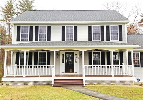 Southern Style Porches by Pictures Of Front Porches On Colonial Homes Country For