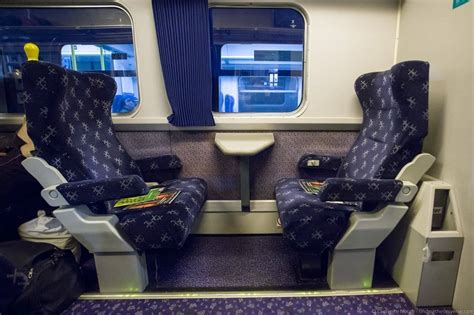 Seat Sleeper by Using The Caledonian Sleeper To Travel In The Uk