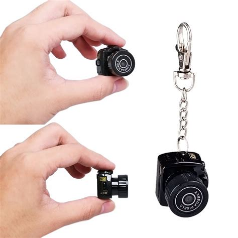 Y2000  The Smallest Camcorder In The World Siliconpk