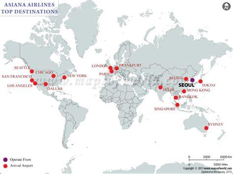 asiana airlines flight schedule