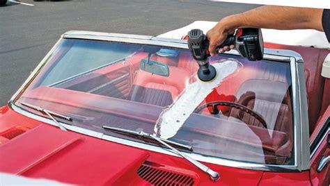 Eastwood Pro Glass Polishing Kit
