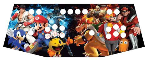 bartop arcade graphics