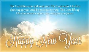 Numbers 6:24-26 eCard - Free New Year Cards Online