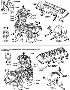 32 Spark Plug Wire Diagram