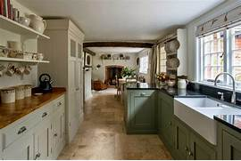 Country Kitchen Style For Modern House Modern Country Style Modern Country Kitchen And Colour Scheme