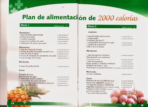 plan alimenticio  diabeticos tipo