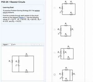 Solved  The Circuit Drawing Is Already Given In The Proble