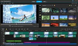 download corel video studio pro filehippocom With corel video studio templates download