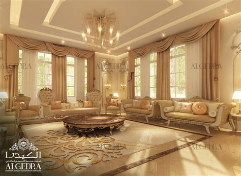 women majlis design  interior decoration  algedra
