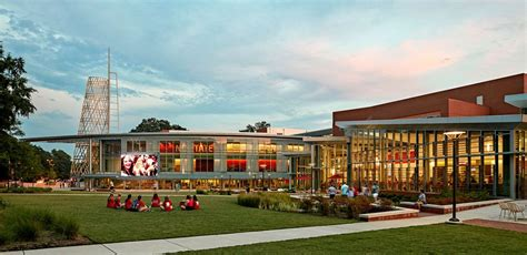 nc state student center architects  raleigh duda paine