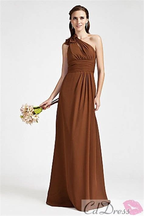 bridesmaid dress bridesmaid dresses | Floor length chiffon ...