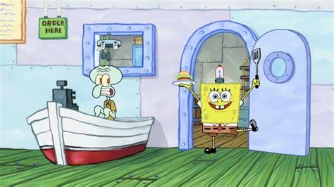 spongebob cuisine spongebob squarepants krusty krab restaurant
