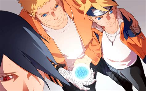 naruto boruto wallpapers wallpaper cave