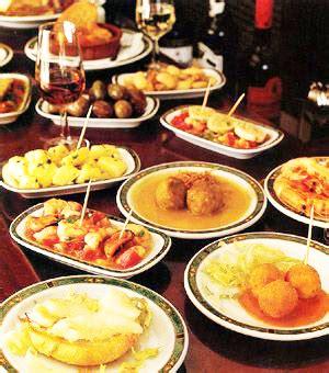 cuisine espagnole tapas recettes de tapas espagnoles
