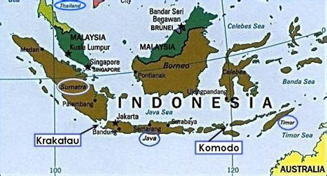 indonesia  gods geography