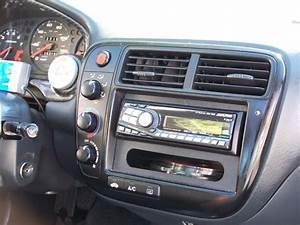 2000 Honda Civic Stereo