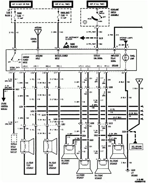 Top Chevy Silverado Wiring Diagram Tahoe Trailer