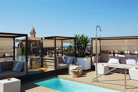 Hotels With Rooftop Pools In Palma De Mallorca