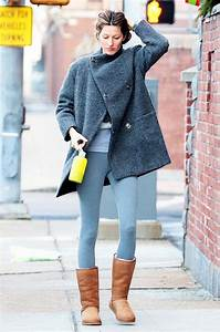 13 Cute Ways to Style Your Uggs This Winter | WhoWhatWear