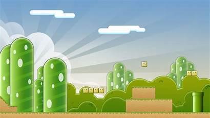 Mario Super Template Wallpapers