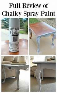 Full review of chalky spray paint for Spray paint for furniture home depot