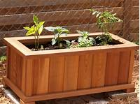 build a planter box How to Build a Planter Box from an Old Fence