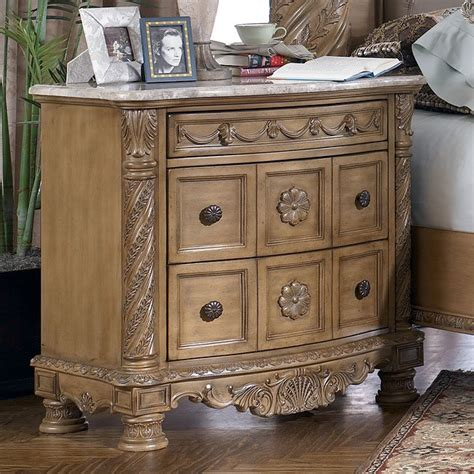 south coast night stand signature design  ashley furniture furniturepick