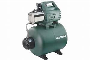 Pompe hydrophore metabo hww 6000/50 Achat en ligne ou dans notre magasin