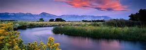 Owens, Valley, California