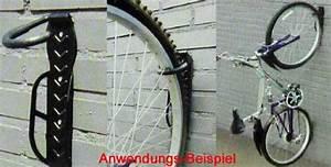 Fahrrad Haken Zum Aufhängen : fahrradwandhalter 2x halterung metall fahrrad aufh ngung haken wand halter set ebay ~ Markanthonyermac.com Haus und Dekorationen